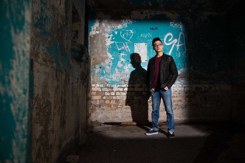 shadowary short bio sydney rock band